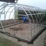 Zahradní skleník z polykarbonátu 2DUM 6 mm