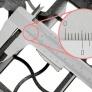 Zatravňovací dlažba geoSYSTEM GE40 max černá