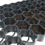 Zatravňovací dlažba geoSYSTEM S60 černá