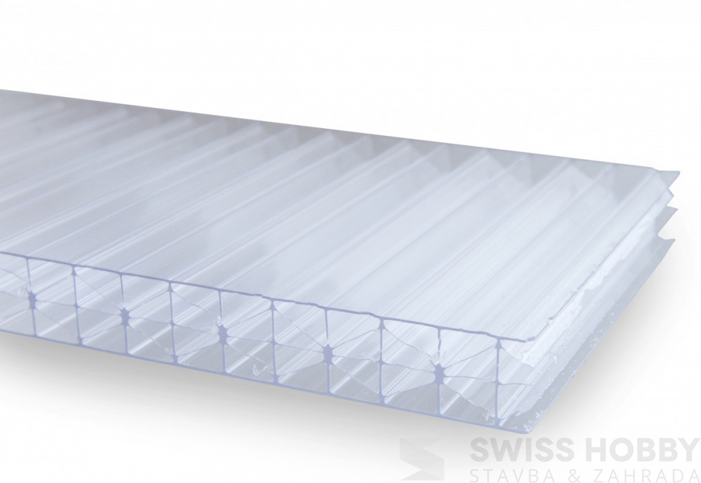 Polykarbonátové desky DUAL STRONG 7W - 16 mm  3852395ecd3