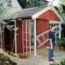 zahradní domek Guttanit