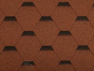 Guttatec hexagonal červený, záruka 5 let