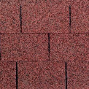 Gutta Guttatec asfaltový šindel 4 tabulový, červený