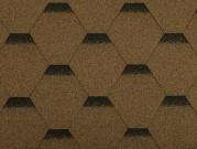 Gutta Guttatec Hexagonal - samolepící asfaltový šindel