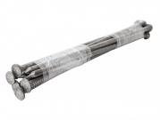 Kotvící hřeby pro upevnění obrubníků - kovový