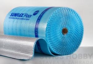 Termoreflexní podlahová fólie Sunflex Floor PRO