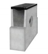 Betonová vpusť D400 pro štěrbinové žlaby