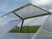 Větrací okno pro skleník Gardentec F