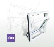 Plastové střešní okno DURO