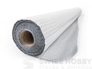 Parotěsná fólie Guttafol DS Alu (reflexní) Guttafol DS Alu 160 1,5 x 25 m stříbrná
