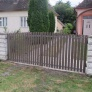 WPC plotovka Guttafence oboustranný dřevodekor