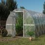 Zahradní skleník z polykarbonátu Trjoska 6 mm