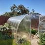 Zahradní skleník z polykarbonátu Econom 6 mm