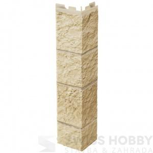 Vnější roh SOLID SANDSTONE žlutý pískovec