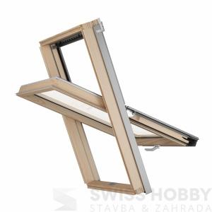 Střešní okno RoofLITE+ SOLID PINE
