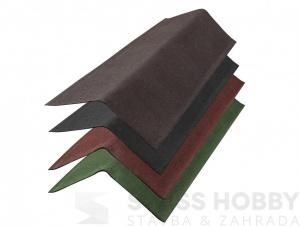 Bitumenová štítová lišta