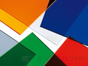 Polymetakrylátové plexisklo Acrylcolor