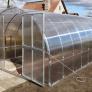Zahradní skleník z polykarbonátu Gardentec Classic T
