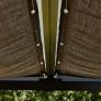 Stínění pergoly Terrassendach Original