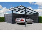 Boční stěna ke Carport Premium