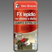FX lepidlo na obklady a dlažbu QUARTZ EXTRA C2T 25kg