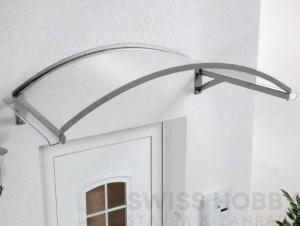 Vchodová stříška Guttavordach BV Secco 150 x 90 cm