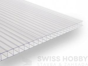 Polykarbonátová deska BASIC - 10 mm