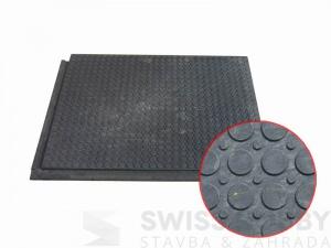 Podlaha interiérová malá zesílená plná (109Z)