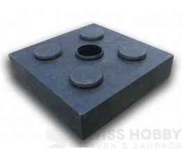Podkládací kostka malá - s dírou (227)