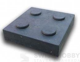 Podkládací kostka malá - 4 čepy (227)