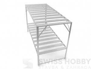 Stůl do skleníku Gardentec