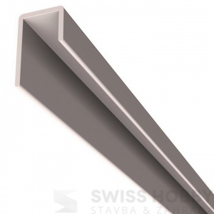 Lemovací U profil 1-dílný SOLID BRICK a SOLID STONE