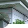 Lemovací U profil 2-dílný vrchní větrací SOLID BRICK a SOLID STONE
