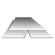 Univerzální profil flexibilní Profi P511 - 011 bílá