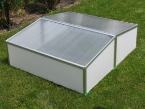 Pařeniště z polykarbonátu - 100 x 120 cm