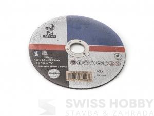 Řezný kotouč Metal - průměr 125 mm