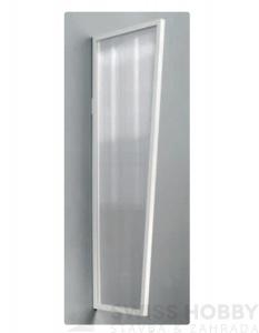 Boční stěna B1 PC - stříbrná