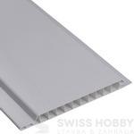 Plastové palubky Color P100 /10cm/ - 05 šedá, 3m