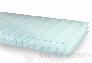 Polykarbonátová deska DUAL SOLAR CONTROL 16 mm - 6 x 2,1 m
