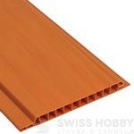 Plastové palubky Color P100 /10cm/ - 12 borovice/olše, 6m