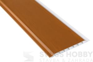 Plastové palubky Profi ASA P530 /10cm/ - 160 zlatý dub, 3m